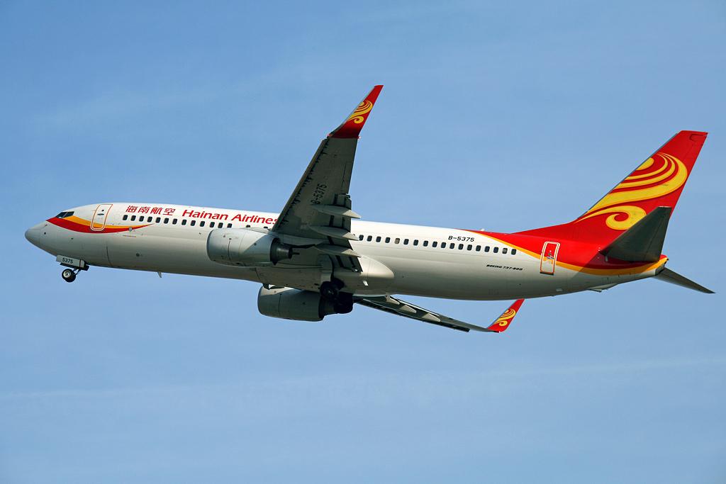 海南航空公司图片